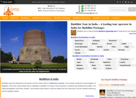 buddhisttourinindia.com