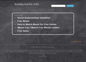 buddymarks.info