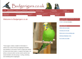 budgerigars.co.uk