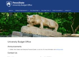 budget.psu.edu