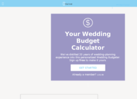 budget.weddings.com