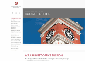 budget.wsu.edu