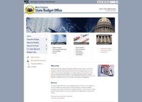 budget.wv.gov