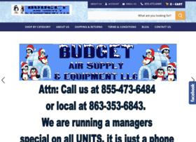 budgetairsupply.com