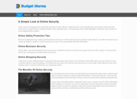 budgetalarms.net.au