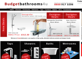 budgetbathrooms4u.com