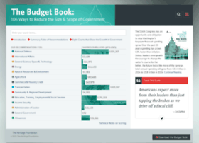 budgetbook.heritage.org