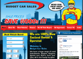 budgetcarauction.co.nz