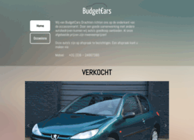 budgetcarsdrachten.nl