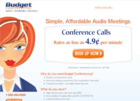 budgetconferencing.ca