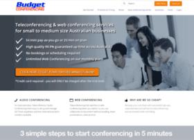 budgetconferencing.com.au