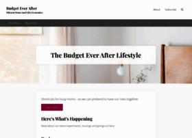 budgeteverafter.com