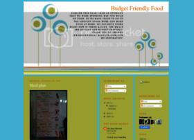 budgetfriendlyfood.blogspot.com