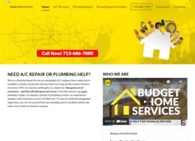 budgethomeservices.com