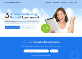 budgethosting.nl