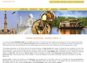 budgetindiatour.com