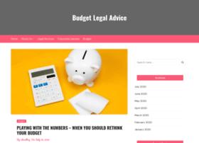 budgetlegaladvice.com