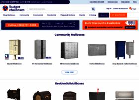 budgetmailboxes.com