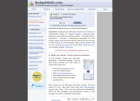 budgetmath.com