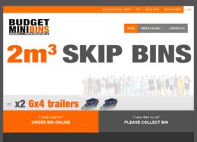 budgetminibins.com.au