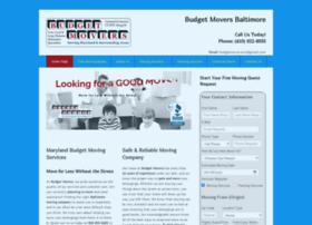 budgetmoversinc.com