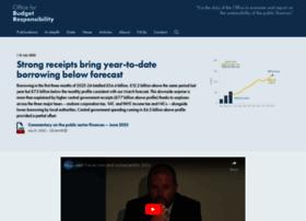budgetresponsibility.org.uk