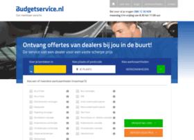 budgetservice.nl