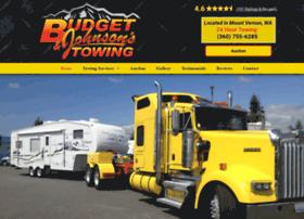 budgettowingandrepair.com