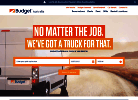 budgettrucks.com.au