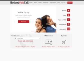 budgetvoipcall.com