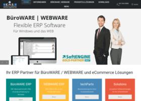 bueroware-ecommerce.de