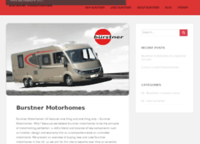 buerstner-motorhomes.co.uk