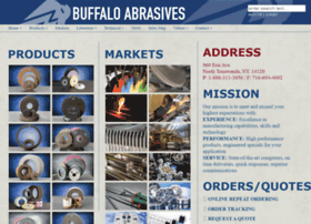 buffaloabrasives.com
