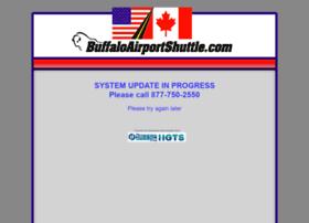 buffaloairportshuttle.hudsonltd.net