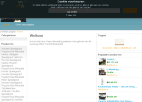 buffetkast-wit.nl