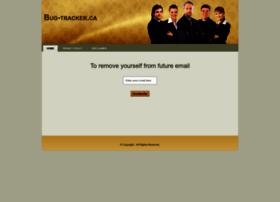 bug-tracker.ca