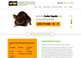 buggspestcontrol.net