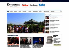 buglenewspapers.com