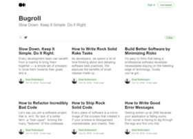 bugroll.com