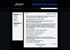 bugs.jquery.com