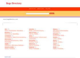 bugsdirectory.com