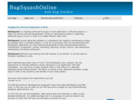 bugsquashonline.com