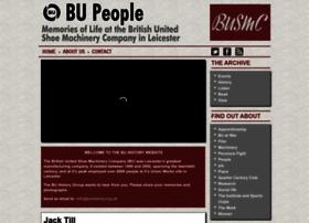 buhistory.org.uk