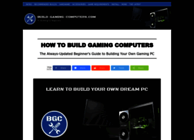 build-gaming-computers.com