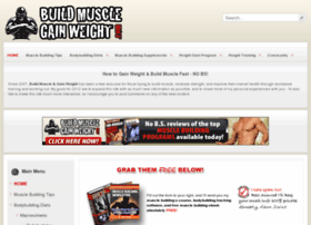 build-muscle-gain-weight.com
