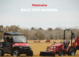 build.mahindrausa.com