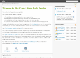 build.merproject.org