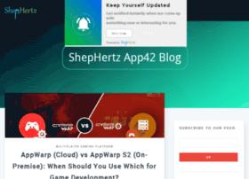 build.shephertz.com