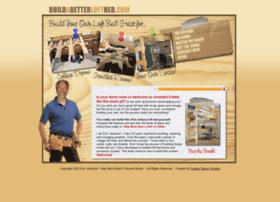 buildabetterloftbed.com
