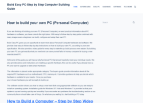 buildeasypc.com